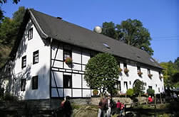 Mestrenger Mühle  Eifel